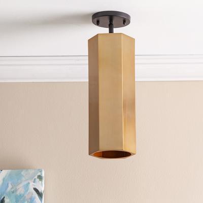 Ronan Art Deco Hanging Lamp