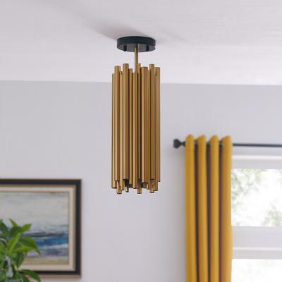 Barnes Semi-Flush Mount Lamp