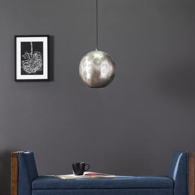 Rolmari Punched Metal Hanging Pendant Light