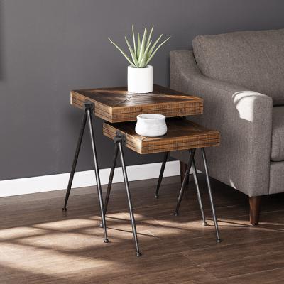 Endsman Nesting Accent Table 2pc Set
