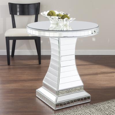 Liliana Mirrored Bistro/Accent Table