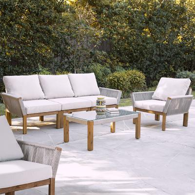 Brendina Outdoor Conversation Set - 4pc