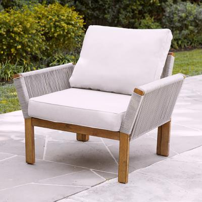 Brendina Outdoor Armchair w/ Cushions