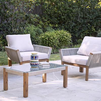 Brendina Outdoor Armchair w/ Cushions - 2pc Set