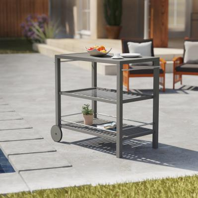 Bajarno Outdoor Bar Cart
