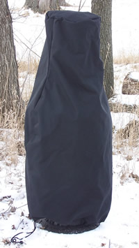 Chiminea Cover (Year Round)