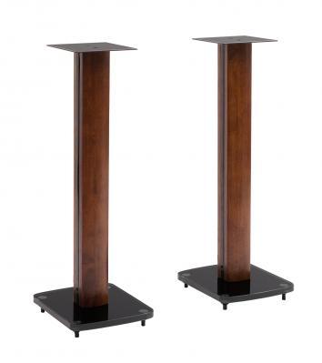 Glass & Steel Speaker Stands