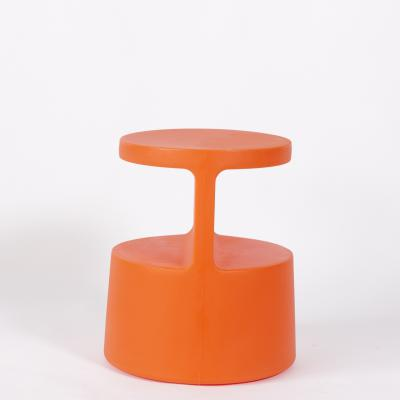 Tote Table - Orange