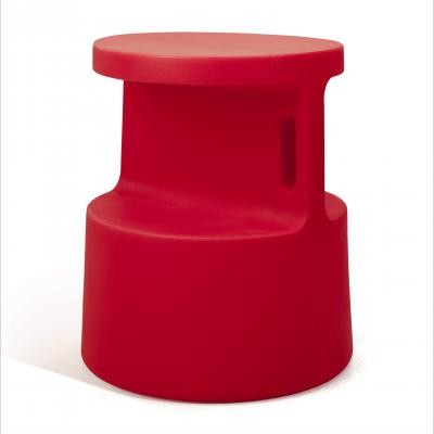 Tote Table - Red