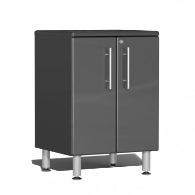 Ulti-MATE Garage 2.0 Series 2-Door Base Cabinet Graphite Grey