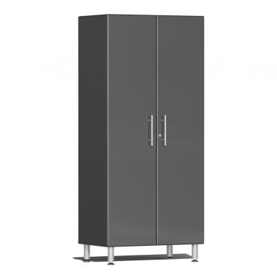 Ulti-MATE Garage 2.0 Series 2-Door Tall Cabinet Graphite Grey