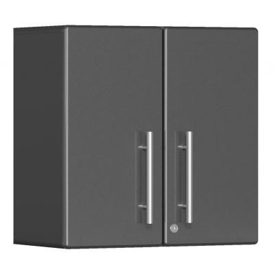 Ulti-MATE Garage 2.0 Series 2-Door Wall Cabinet Graphite Grey