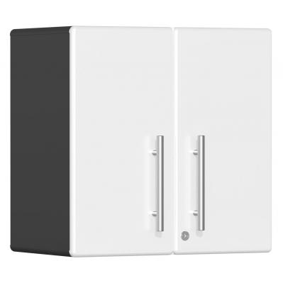 Ulti-MATE Garage 2.0 Series 2-Door Wall Cabinet Starfire White Metallic