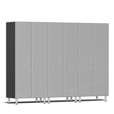 Ulti-MATE Garage 2.0 Series 3-Pc Tall Cabinet Kit Stardust Silver Metallic