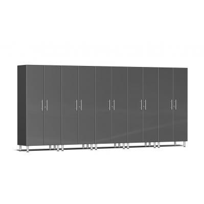 Ulti-MATE Garage 2.0 Series 5-Pc Tall Cabinet Kit Graphite Grey