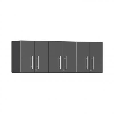 Ulti-MATE Garage 2.0 Series 3-Piece Wall Cabinet Kit Graphite Grey