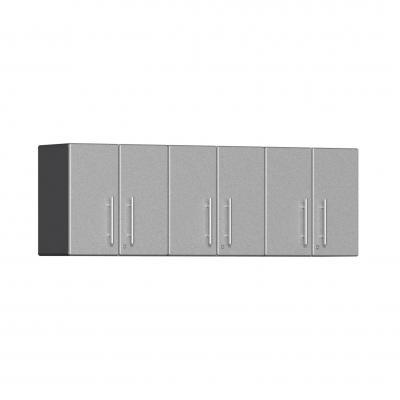 Ulti-MATE Garage 2.0 Series 3-Piece Wall Cabinet Kit Stardust Silver Metallic