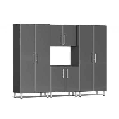 Ulti-MATE Garage 2.0 Series 4-Piece Kit Graphite Grey