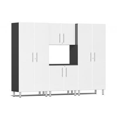 Ulti-MATE Garage 2.0 Series 4-Piece Kit Starfire White Metallic