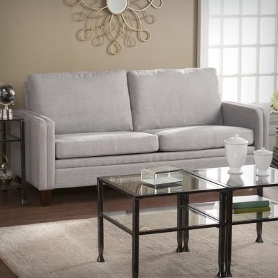 Norden Small Space Sofa - Dove Gray