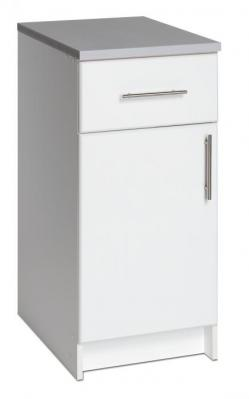 Elite 16-inch Base Cabinet with Drawer & Door
