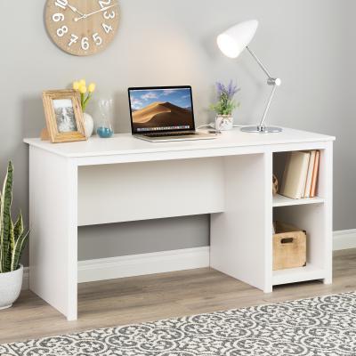 Sonoma Home Office Desk, White