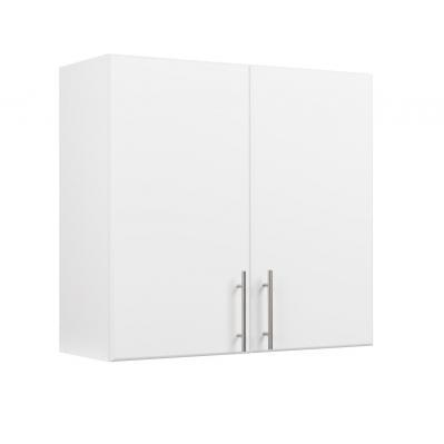 Elite 30 in. H x 32 in. W x 12 in. D Tall Wall Cabinet in White