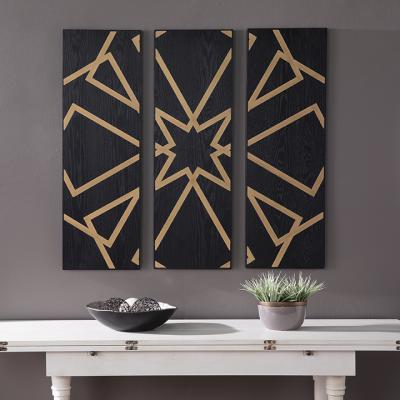 Mavlani Decorative Wall Panels - 3pc Set