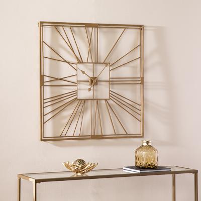 Bazely Art Deco Decorative Clock