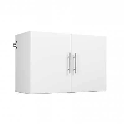 HangUps 36 inch Upper Storage Cabinet, White