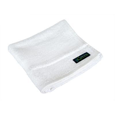 Bamboo Hand Towel, Peony White