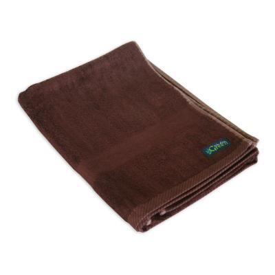 Bamboo Bath Towel, Chocolate