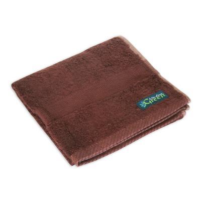 Bamboo Hand Towel, Chocolate