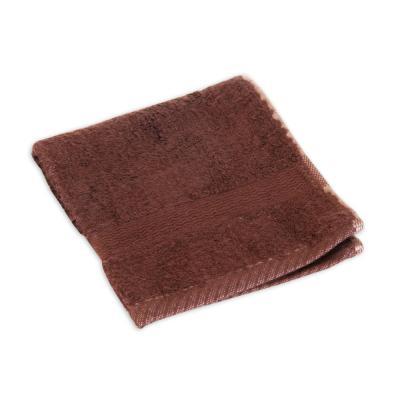 Bamboo Wash Towel, Chocolate