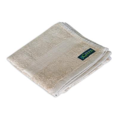 Bamboo Hand Towel, Au Natural