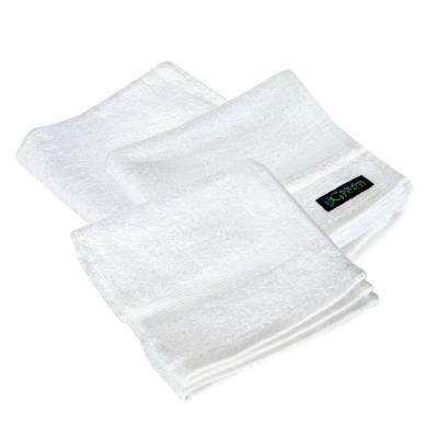 Bamboo Towel Set, Peony White