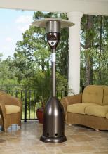 Old World Bronze Deluxe Patio Heater