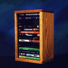Impressive Dvd Cabinet With Doors Decoration