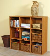 Project Center Bookcase† oak