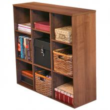 Project Center Bookcase  walnut