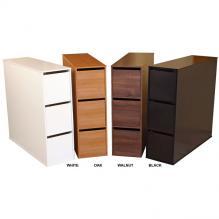 Project Center 3 Bin Cabinet