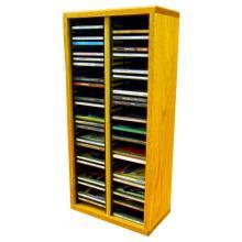 209-2 CD Storage Cabinet