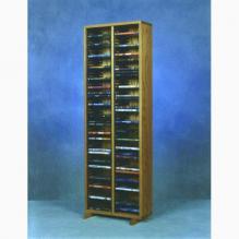 210-4 DVD Storage Cabinet