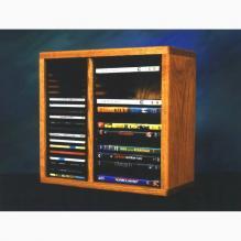 211-1 CD/DVD Storage Cabinet