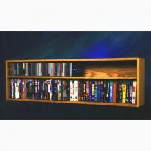 211-4 W CD/DVD Storage Cabinet