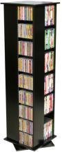 Revolving Media Tower 600 black