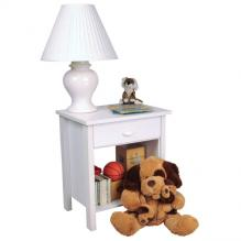 Nouvelle Night Stand white