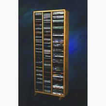 312-4 CD+DVD Storage Cabinet