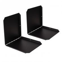 Atlantic Flex V Shelf 2 Pack Black