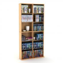 Oskar Media Cabinet 464 In Maple
